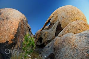 Skull Rock, Alabama Hills