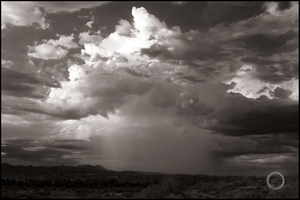 Thunderstorm, Oro Valley, AZ