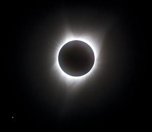 Solar Eclipse, August 21, 2017 - Ravenna, Nebraska